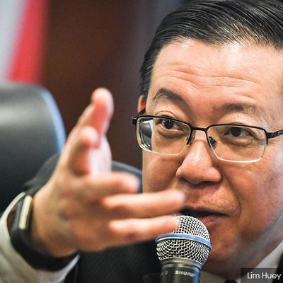 Najib Administration Tried To Sell Hk Asset Before Ge14 Says Guan Eng