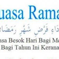 Niat Puasa Ramadhan Niat Puasa Sebulan Ramadhan Doa Berbuka Puasa