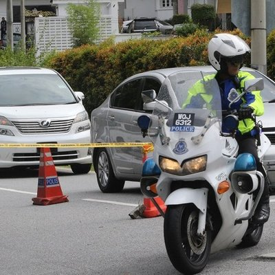 No More Police Outriders For Najib