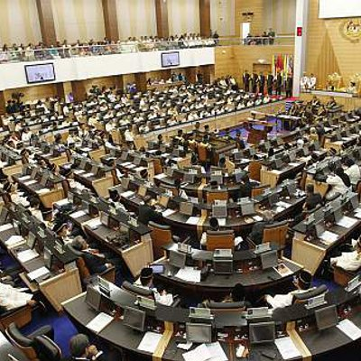 Parliament Is The Place Where Muhyiddin Anwar Or Anyone Else Must Prove They Have A Majority