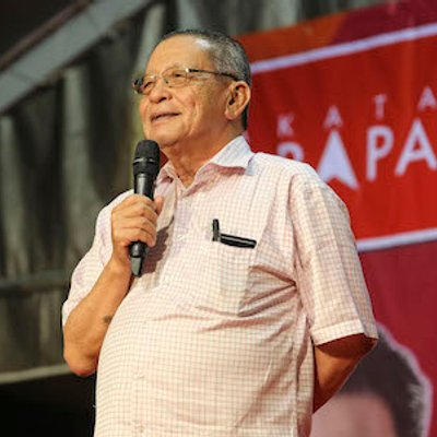 Pas Does Not Accept The Malaysian Constitution Says Kit Siang