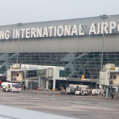 Penang International Airport Cleans Up After Storm