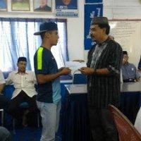 Penyampaian Dermasiswa Yayasan Perak Dan Sumbangan Kepada Bakal