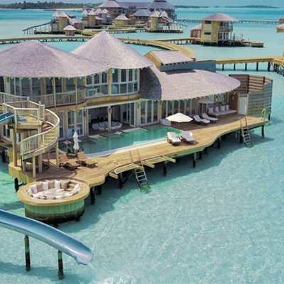 Percutian Ke Maldives Bermalam Di Villa Mewah