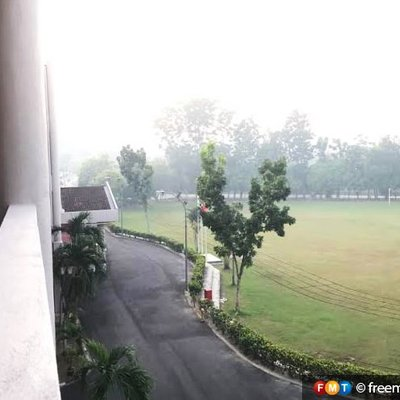 Pibg Lodges Police Report Over Pollution Fears After School Covered In Haze