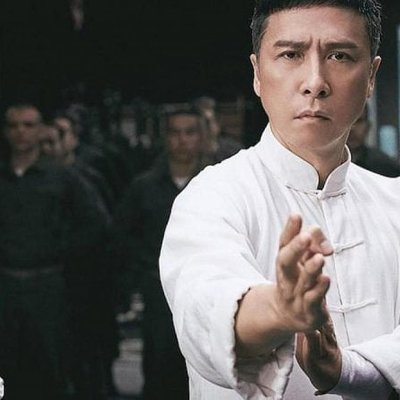 Poster Poster Karakter Filem Ip Man 4 The Finale