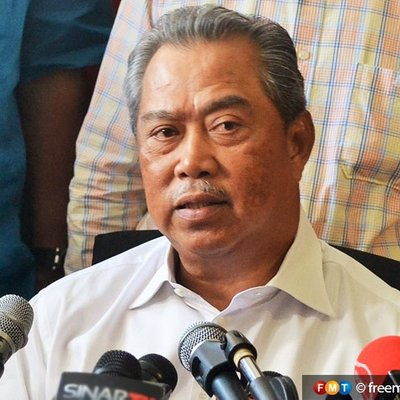 Power Transition Must Be Discussed Internally By Ph Leaders Says Muhyiddin