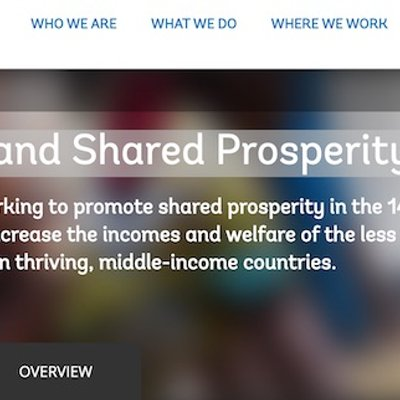 Program Shared Prosperity Ppbm Diciplak Dari Laman World Bank