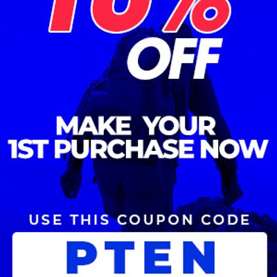 Ptt Outdoor 10 Off Make Your First Purchase Now