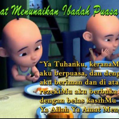 Ramadhan Puasa Upin Ipin