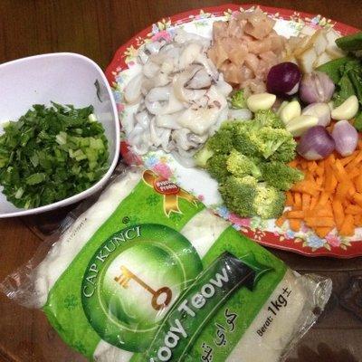 Resepi Kuey Teow Sup Mudah Ringkas Dan Sedap