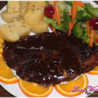 Resepi Lamb Grill Black Pepper Sedap Kambing Bakar Lada Hitam