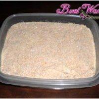 Resepi Mudah Cheesekut Biskut Cheese Nestum