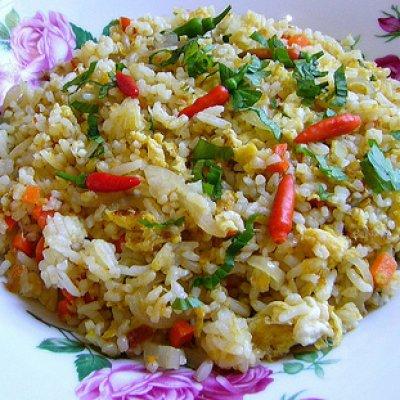 Resepi Nasi Goreng Kampung Sedap Mudah