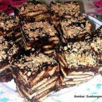 Resipi Kek Batik Nestum