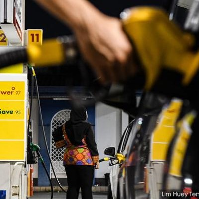 Ron 95 Drops 7 Sen Now Rm1 82 Per Litre
