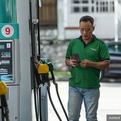Ron97 Prices Up 8 Sen Others Unchanged