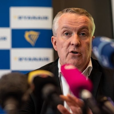 Ryanair Coo To Step Down At The End Of The Year