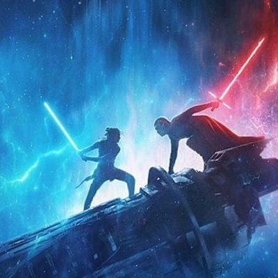 Saksikan Poster Karakter Star Wars The Rise Of Skywalker