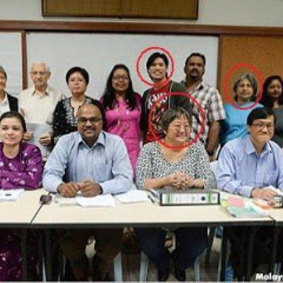 Siti Kasim Adalah Anak Kasim Ahmad Pemimpin Anti Hadis Yang Disokong Dr Mahathir