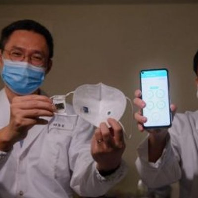 Smart Masks From Singapore Can Help Monitor Patients For Signs Of Illness Including Covid 19
