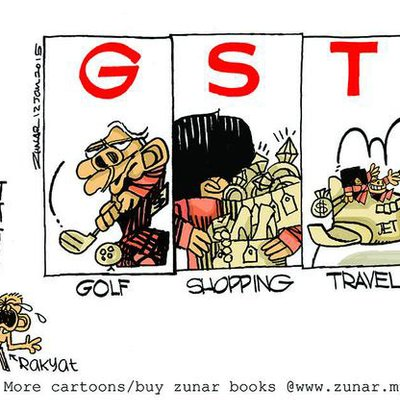 Sst Vs Gst A False Debate