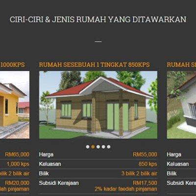 Syarat Dan Cara Permohonan Rumah Mesra Rakyat