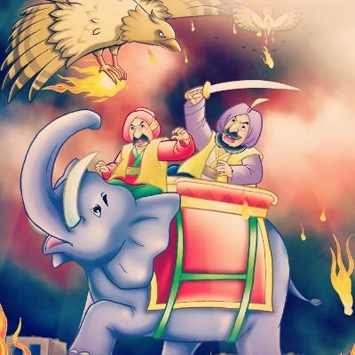 Tentera Gajah Abrahah Ingin Menghancurkan Kaabah