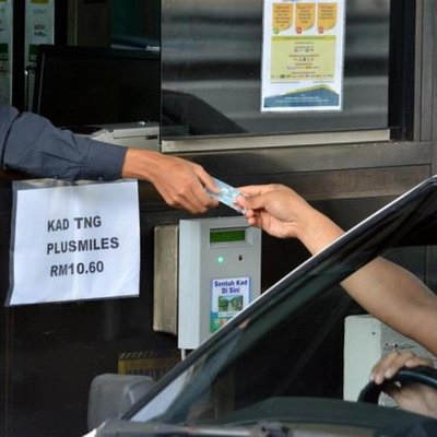 Touch N Go Top Ups Unavailable At Plus Highway Toll Plazas During Hari Raya Period
