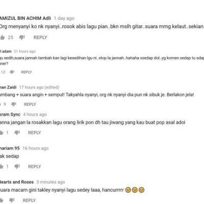 Video Cover Lagu Sufian Suhaimi Di Matamu Janna Nick Dikritik Suara Sumbang