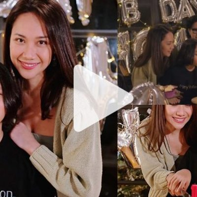 Video Mommy Loves You Always Bunga Citra Lestari Pertama Kali Rai Birthday Anak Tanpa Suami Disisi