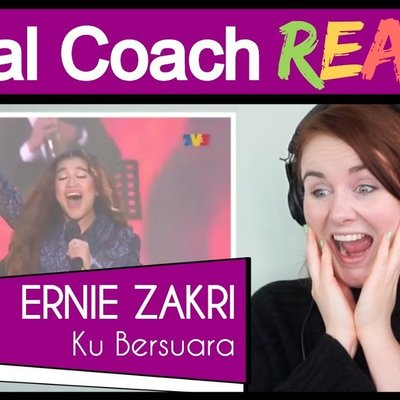 Vocal Coach Reacts To Ernie Zakri Ku Bersuara