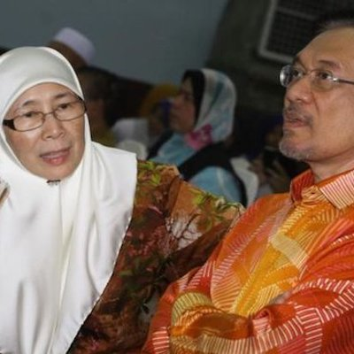 Wan Azizah Must Resign Immediately To Make Way For Anwar