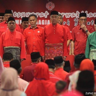 Zahid Umno Should Learn From Pas Members Loyalty