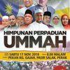 Ayuh Bersama Dalam Himpunan Perpaduan Ummah Di Pasir Salak Sabtu Ini