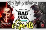 Bad Lab Watsons Malaysia Anjur Pertandingan Esports The Bad Duel