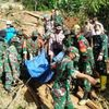 Basarnas Diturunkan Bantu Proses Evakuasi Korban Longsor Di Tapanuli Selatan