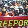 Buruh Freeport Diabaikan Publik Papua 8 300 Orang Mogok 21 Meninggal