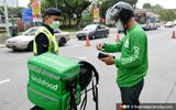 Food Delivery Riders Not Exempted From Checks At Roadblocks Say Cops