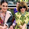 Luna Maya Foto Bareng Anna Wintour Di New York Fashion Week 2019 Warganet Heboh