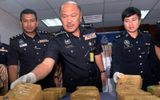 Mother And Son Held With Rm1 Mil Worth Of Drugs In Muar