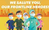 Multinational Brands Support Rm1 Mil Frontliners Campaign