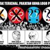 Pan Tak Terkenal Pakatan Guna Logo Pkr