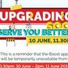 Perkhidmatan Dompet Nirtunai Boost Tidak Boleh Digunakan Antara 11 30 Malam Ini Sehingga 2 Petang 11 Jun