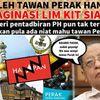 Ramalan Ph Dapat Tawan Perak Hanya Imaginasi Lim Kit Siang