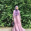 Rebecca Dress Jubah Muslimah From Bella Ammara