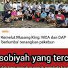Singkirkan Pemimpin Melayu Takut Dilabel Rasis Hilang Undi