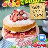 Victoria Sandwich Cake Oleh Cikgu Afiqah