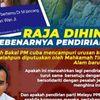 Wan Ji Belum Pun Pm Anwar Sudah Ketepikan Judiciary