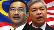 Zahid The Most Criminally Charged Man In Malaysia S History To Help Mahathir In Exchange For Mahathir Helping Him
